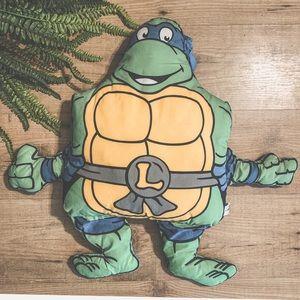 VINTAGE 1990 leonardo teenage mutant ninja turtle